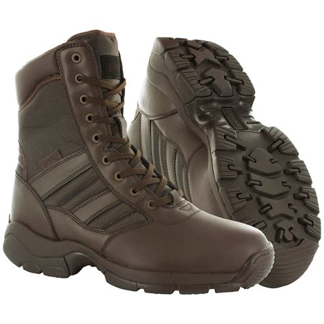 magnum panther 8 0 army tactical patrol mens boots