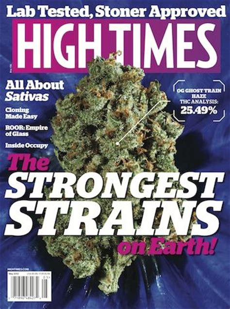 High Times Magazine Thc Detox by The World S Catalog Of Ideas