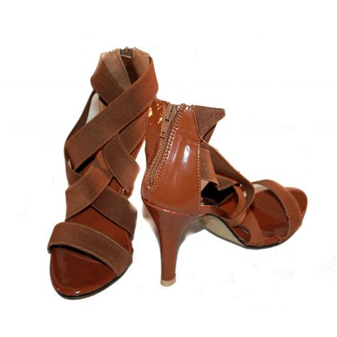 brown heeled sandals step womens step camel brown high heeled stilletto strappy