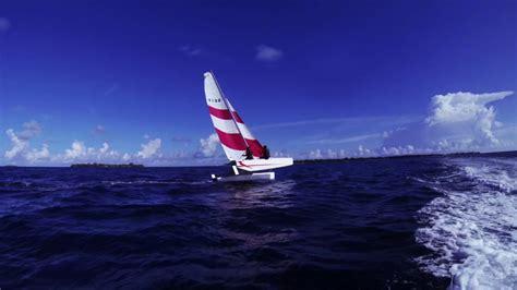 catamaran sailing youtube catamaran sailing fun youtube