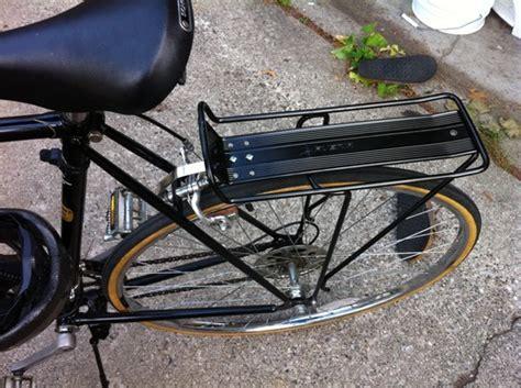 Avenir Rear Rack by Review Of Avenir Rear Road Bike Rack Black 700c Best