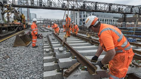 Track Engineering by Rail Engineering Expertise Balfour Beatty Plc