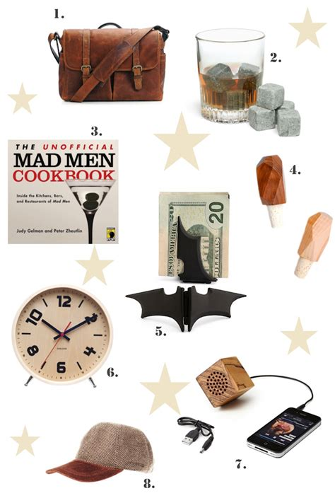 holiday gift guide 2013 for the gents this little