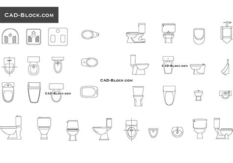w c cad blocks free download autocad drawings