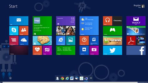 themes for windows 8 1 kickass this is what a mac os x style dock looks like on windows 8