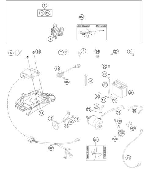 husqvarna electrical wiring diagram electrical free