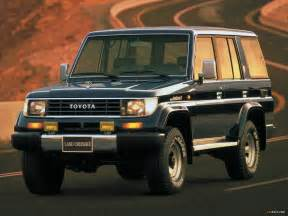 Toyota Landcruiser Ii Toyota Land Cruiser Ii J78g 1990 96 Images 1600x1200