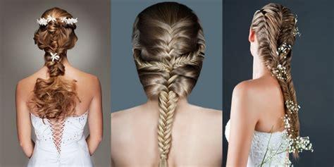 Wedding Hairstyles Hair Plait by Wedding Hairstyles Wedding Hair Trends