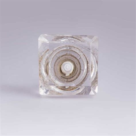 square glass door glass door knob square clear knobs homeware