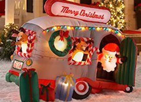 worst inflatable christmas decorations photos huffpost