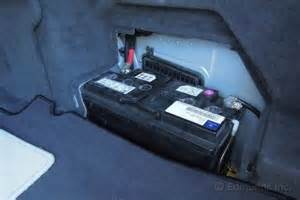 Mercedes Battery Replacement Replacing The Battery 2005 Mercedes Cl65 Amg