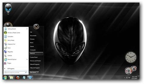 vikitech themes for windows 10 alienware theme for windows 7 and windows 8