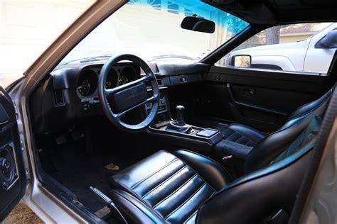 porsche hatchback interior 1983 porsche 944 interior pictures cargurus
