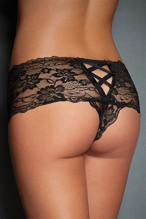 Wholesale Home Interior by Wholesale Black Lace Naughty Knicker
