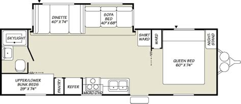 fleetwood mallard travel trailer floor plans 2007 fleetwood mallard travel trailer rvweb com