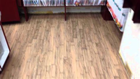 Floorama Flooring: Vinyl Strip / Plank installation. Wood