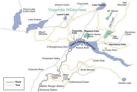 map usa yosemite maps update 600454 yosemite tourist map the valley