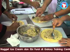 cara membuat risoles frozen food cara membuat frozen food tristar galaxy training center