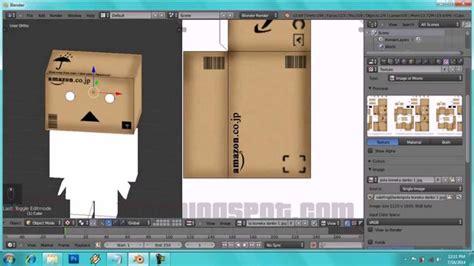 tutorial blender membuat tempat tidur tutorial blender 3d membuat karakter danbo part 2 youtube