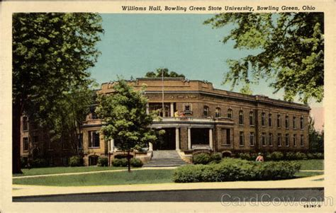 Post Office Bowling Green Ohio by Williams Bowling Green State