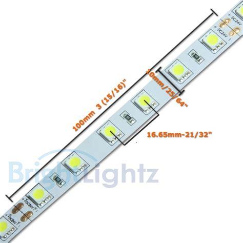 12v 5 Metre 5050 Cool White Led Strip Tape Light 300 Led S How To Cut Led Lights