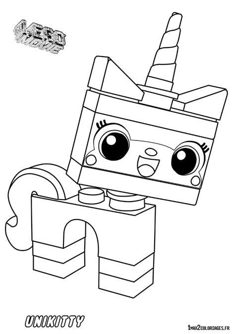 lego kitty coloring pages lego movie unikitty coloring pages www pixshark com