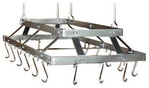 Commercial Pot Rack 43 Inch Commercial Hanging Stainless Steel Pot Rack