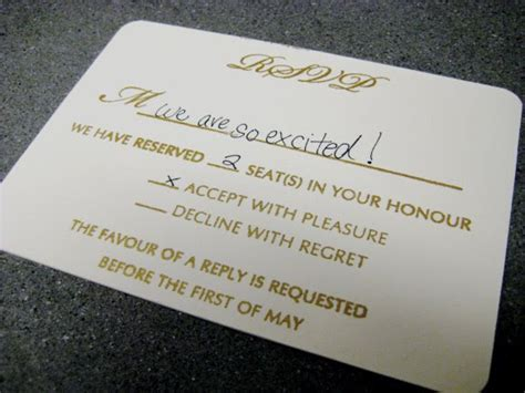 how to fill out rsvp cards for a wedding how to fill out rsvp card for wedding wedding card invitations wedding card invitations