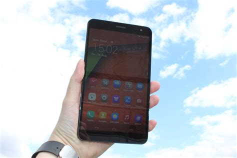 Motorradfahren Wirklich So Gefährlich by Test Huawei Mediapad X1 7 0 Das 7 Zoll Smartphone