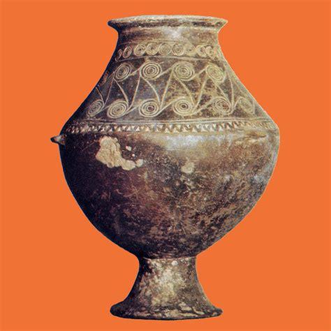 arte greca vasi ceramica protogeometrica arte greca
