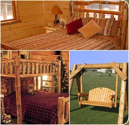 Cabin Furniture Mn by Rustic Furniture Source In Pa Cozy Cabin