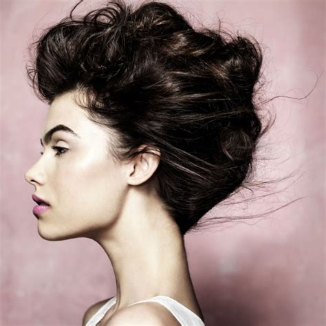 vintage updo hairstyle ideas for 2016 women s banana updos for 2017 haircuts hairstyles 2017