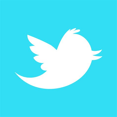 layout twitter icon square twitter icon transparent png stickpng