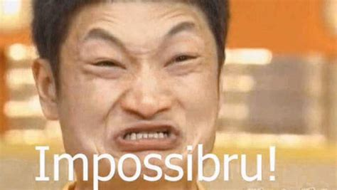 Chinese Meme Face - impossibru know your meme