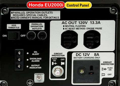 honda 2000i generator parts honda eu2000i inverter generator everything you need to