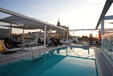Roof Top Bars In by Madrid S Best Rooftop Bars 2 Madridnaked Madrid