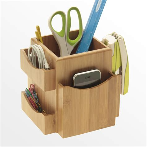 Trendy Home Decor by Desk Tidy For Smart Table Organization