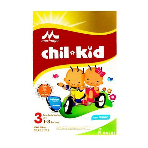 Chilkid Vanilla 800 Gr jual morinaga chilkid box vanilla 800gr harga kualitas terjamin blibli