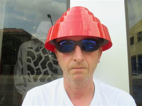 How To Make A Devo Hat Out Of Paper - bruce s away days journal the official website of big
