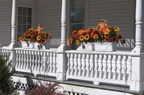 decorating window boxes for fall decorating your entry for fall amac the association