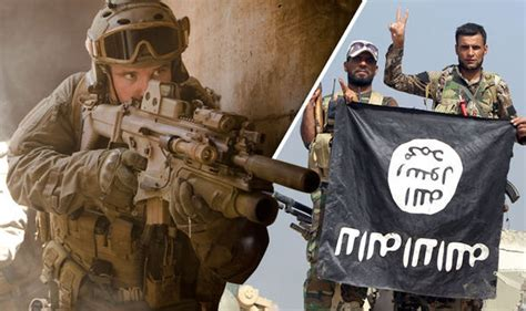 us special forces in the fightback special forces arrive in iraq to smash
