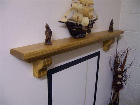 Pine Mantel Shelf mantel shelf corbels stove shelf pine rustic mantle 54 quot x 5 3 4 quot x 2 3 4 quot 1370mm x 145mm x 70mm