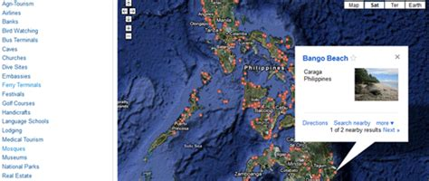 google map philippines asia maps map pictures