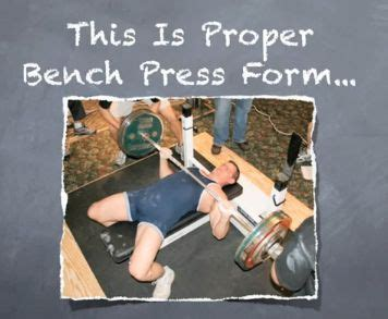 correct form for bench press how to bench press more weight with proper technique lee