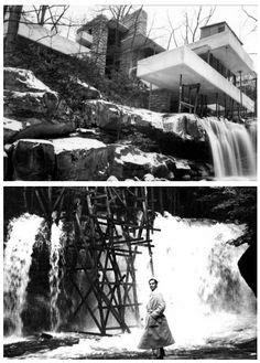 Fallingwater/Edgar Kaufman House / 1413 Mill Run Road