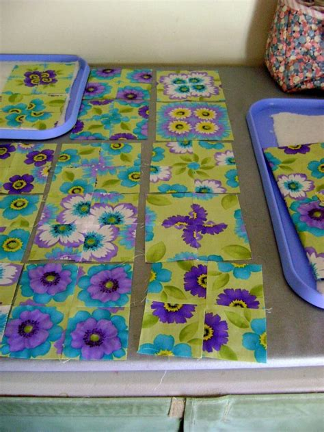 Posie Patchwork - 17 best images about quilting stack n whack on