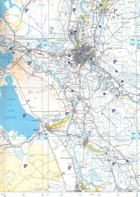 maps  middle east
