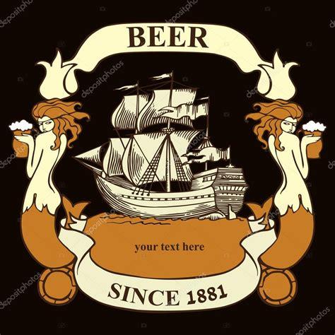 design beer label illustrator beer label design stock vector 169 htos 68559247