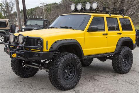 modified jeep cherokee 2001 jeep cherokee sport xj line x
