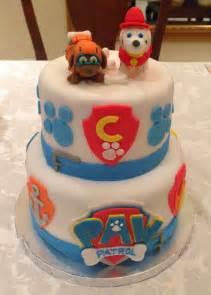 kaylynn cakes paw patrol